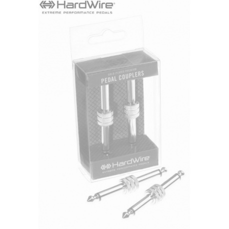 Hardwire Conetores PC2 Premium Gold-Plated 1/4""