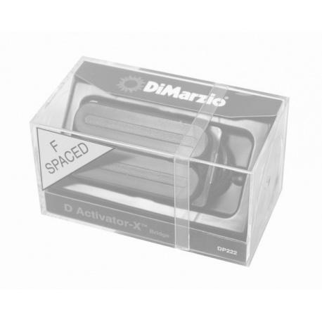 DiMarzio DP222 D Activator-X Bridge Pickup – Black