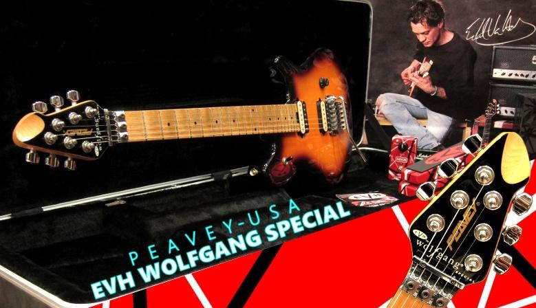 Peavey EVH Wolfgang Special