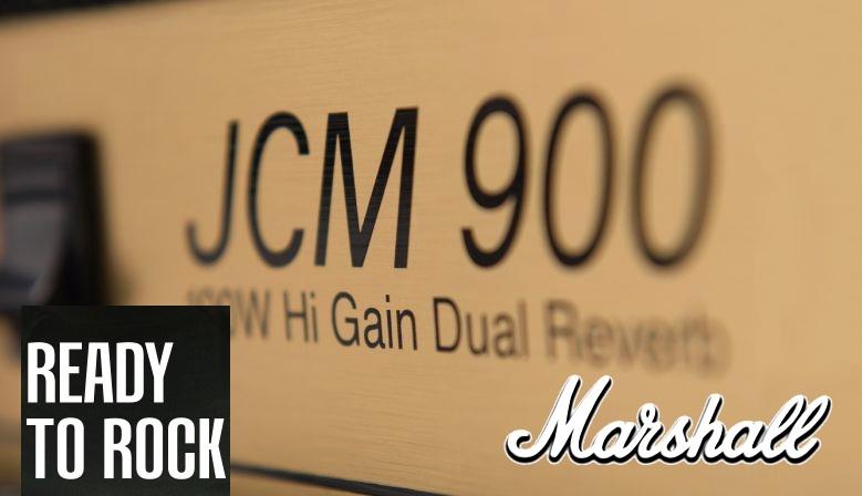 JCM900 Hi Gain Dual Reverb Combo model 4102