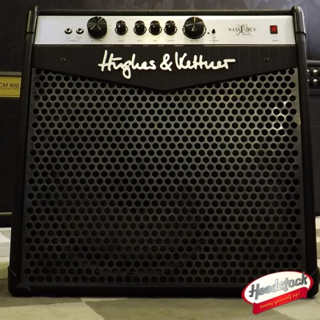 Huges and Kettner Bass Force 200XL (Made in Germany) *USADO*