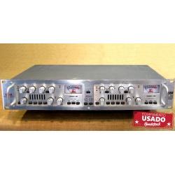 DBX 566 Dual Vacuum Tube Compressor