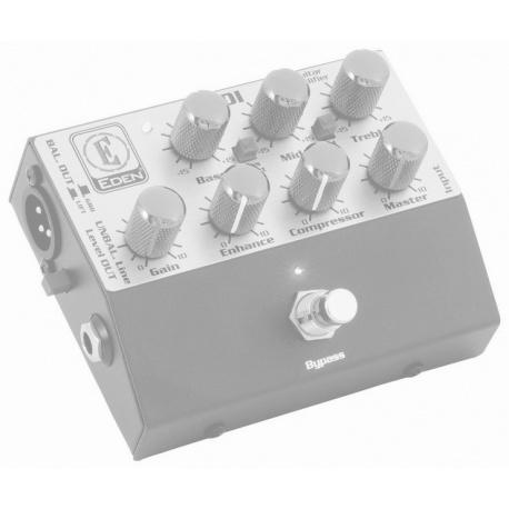 Eden WTDI Direct Box/Preamp bass