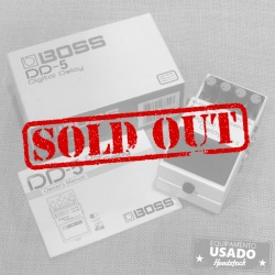 Boss DD5 Digital Delay *USADO*
