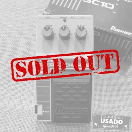 Ibanez SC10 Super Stereo Chorus *USADO*