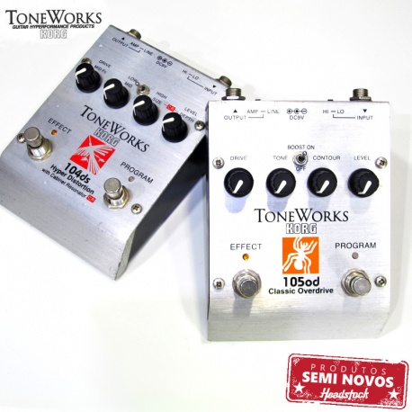 Korg ToneWorks Overdrive/Distortion Set