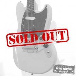 Fender Mustang Kurt Cobain Signature Sonic Blue