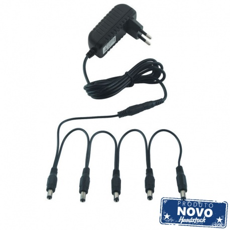 RockPower - Combo Pack All 5 - Power Supply - 2x 11,90€