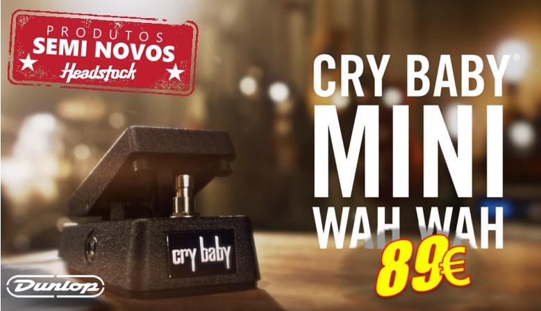 Dunlop CBM95 Cry Baby Mini