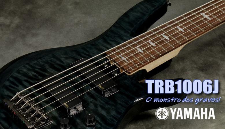 Yamaha TRB1006J TBL Baixo 6 cordas