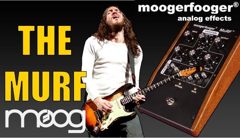 Moog MuRF MF105 Moogerfooger